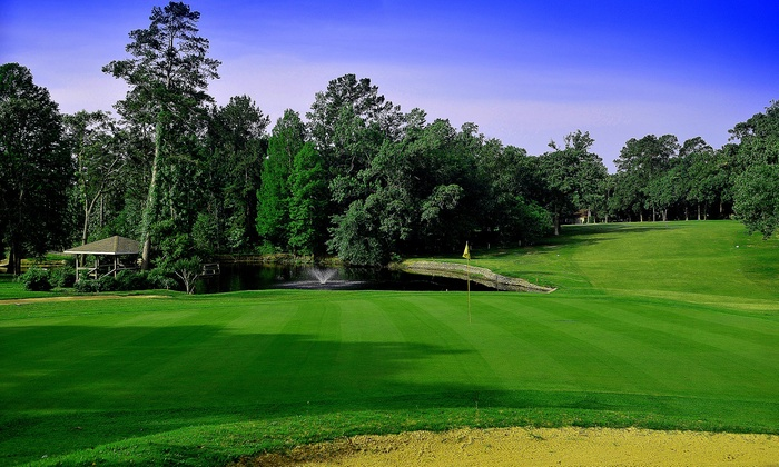 The Village Golf Club - Panorama: Round of Golf for Two or Four with Cart and Range Balls at The Village Golf Club (Up to 56% Off)