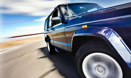 Two Gold Washes or One Exterior Detail at Dirt Buster's Car Wash (Up to 52% Off)
