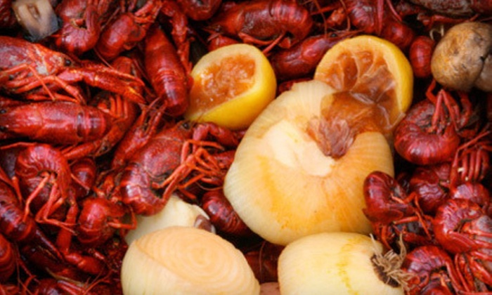 Blue Bayou Bar & Grill - Chicago: $15 for $30 Worth of Cajun Food at Blue Bayou Bar & Grill