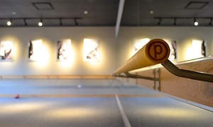 Pure Barre : $79 for One Month of Unlimited Barre Classes at Pure Barre ($199 Value)