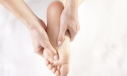 One or Two 90-Minute Reflexology Sessions at Pucker Up Buttercup Beauty Parlor (Up to 57% Off)