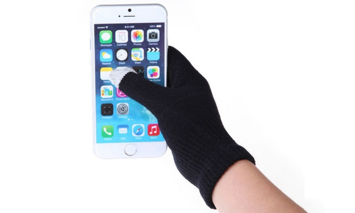 Touchscreen Winter Gloves (6-Pack)