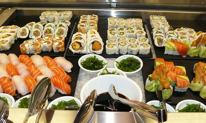 All You Can Eat Buffet And Wine Paesano International Buffet Closed Groupon