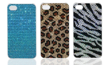 iHip Bling Bling Hard Case for iPhone 5/5s