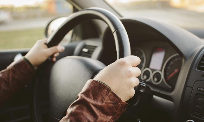 Saunders Driving School - Rego Park: Pre-Auto-Licensing Course Package at Saunders Driving School (50% Off)