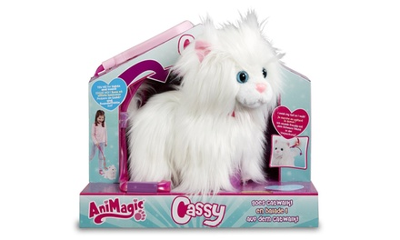 Animagic Cassy Pet Cat Toy