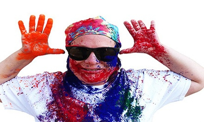 Jungle Fever 5K Colorful Run For Your Life Series - North Fort Worth: $25 for Registration for One in the Jungle Fever 5K Colorful Run For Your Life Series on Sat., Oct. 19 (Up to $60 Value)