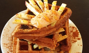 Hakuna: Organic American Fare at Hakuna (Up to 48% Off). Four Options Available.