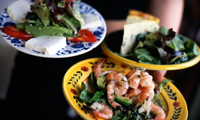 Oeno Wine Bar - Old Town: $8 for $16 Worth of Mediterranean-Inspired Tapas at Oeno Wine Bar