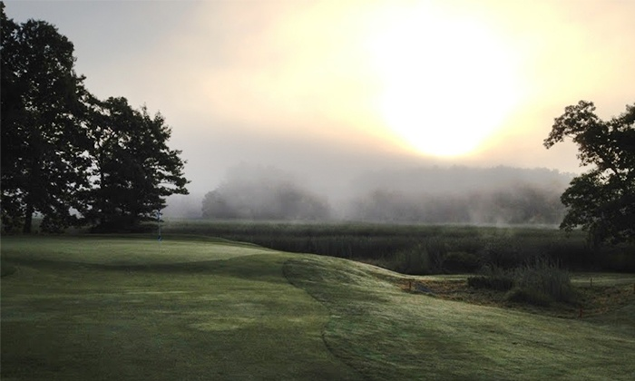 Exeter Country Club - Exeter, NH: 18 Holes of Golf for Two or Four with Cart Rental at Exeter Country Club (Up to 55% Off)