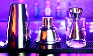 A List Startenders: 4-Hour Mixology Class at A List Startenders (57% Off)
