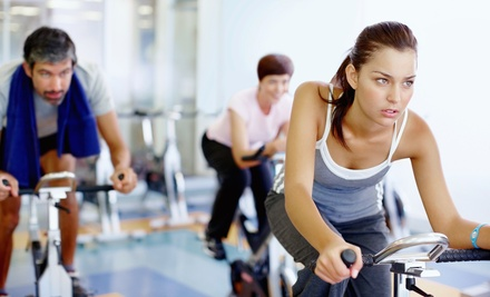 5 or 10 Indoor Cycling Classes at Nexcycle Studio (Up to 67% Off)
