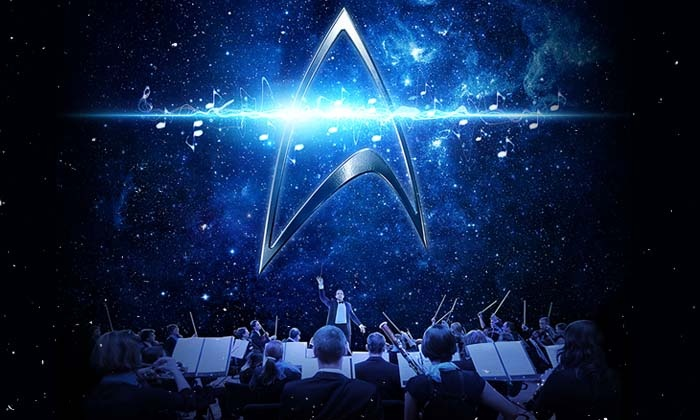 Star Trek: The Ultimate Voyage - The Santander Performing Arts Center: Star Trek: The Ultimate Voyage on Friday, February 5, at 7:30 p.m.