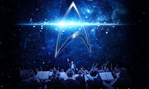 Star Trek: The Ultimate Voyage: Star Trek: The Ultimate Voyage on February 10 at 7:30 p.m.