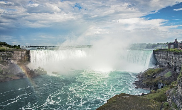 Best Western Fallsview Hotel - Niagara Falls, ON: Stay with Family or Couples Package at Best Western Fallsview Hotel in Niagara Falls, ON. Dates into December.