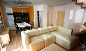 Pracownia projektowa architektury: Projekt koncepcyjny aranżacji wnętrza mieszkania lub domu od 799 zł w Pracowni Projektowej Architektury