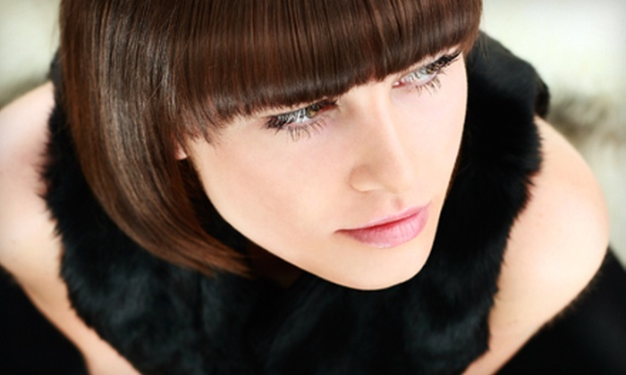 Vense - Churchill Estates: Haircut, Shampoo, and Style with Optional Deep-Conditioning Treatment at Vense (Up to 55% Off)