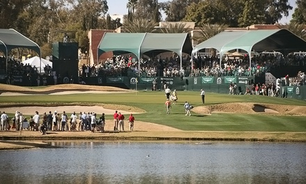 One or Two Passes for the Tucson Conquistadores Classic at Omni Tucson National Resort on March 16–22 (Up to 34% Off)