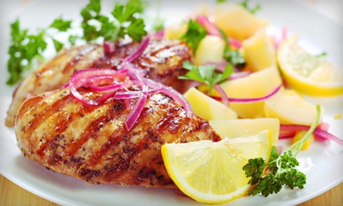 The Orchards Restaurant - Third Ward: American Cuisine at The Orchards Restaurant (50% Off). Three Options Available.