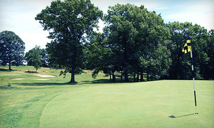 Harmony Ridge Golf Club - Harmony Township: 18 Holes of Golf and Cart Rental for Two or Four at Harmony Ridge Golf Club in Ambridge (Up to 53% Off)