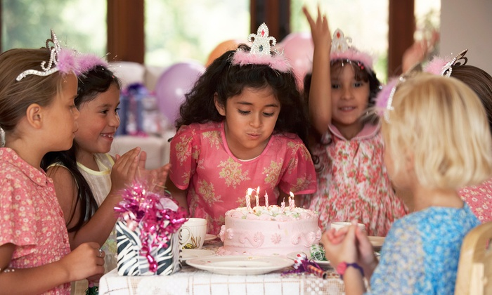 Once Upon a Dream Parties - Mauldin: Princess-Themed Birthday Parties from Once Upon a Dream Parties (Up to 50% Off)