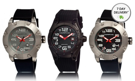 Men's Watches from Morphic. Multiple Styles and Colors Available. Free Returns.