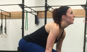 Chadds Ford CrossFit: Four Personal Training Sessions at Chadds Ford CrossFit (65% Off)