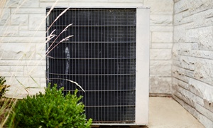 Hartman Plumbing Heating Air Solar & Electric: $27 for an A/C Tune-Up from Hartman Plumbing Heating Air Solar & Electric ($89 Value)