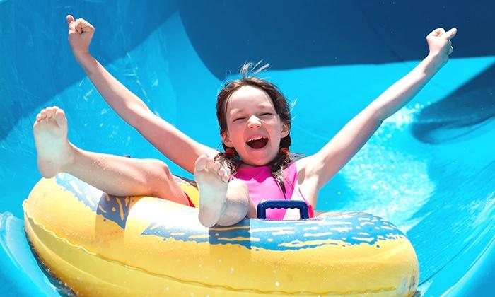 Alabama Splash Adventure - Bessemer: $19 for Full-Day Admission for One to Alabama Splash Adventure ($29.99 Value)