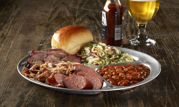 Sonny Bryan's Smokehouse - Multiple Locations: $8 for $15 Worth of Texas-Style Barbecue for Dinner at Sonny Bryan's Smokehouse
