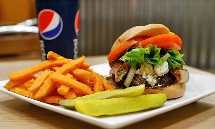 $10 for $20 of Burgers at Honolulu Burger Co. Kahala