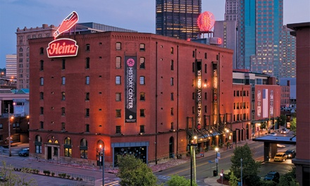 $16 for a Visit for Two to the Senator John Heinz History Center (Up to $30 Value)
