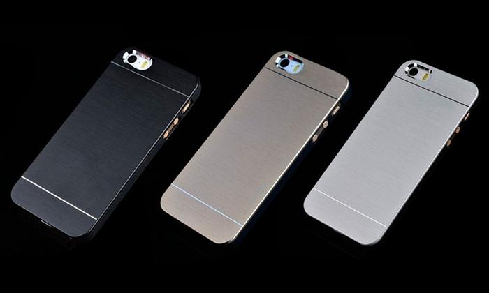 custodia alluminio iphone 6