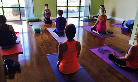 $29 for One Month of Unlimited Classes at Granite Bay Pilates and Yoga ($100 Value)