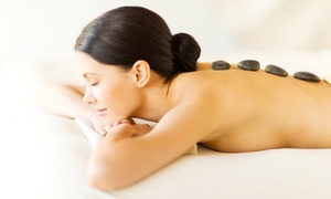 No.1 Therapy: 1-Hour Deep Tissue and Hot Stone Full Body Massage for One ($45) or Two People ($85) at No.1 Therapy (Up to $200 Value)
