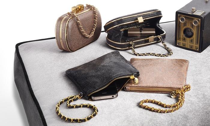 Gorjana Ellington Clutch & Wristlets: Gorjana Ellington Handbags from $49. Assorted Styles and Colors. Free Shipping and Returns.