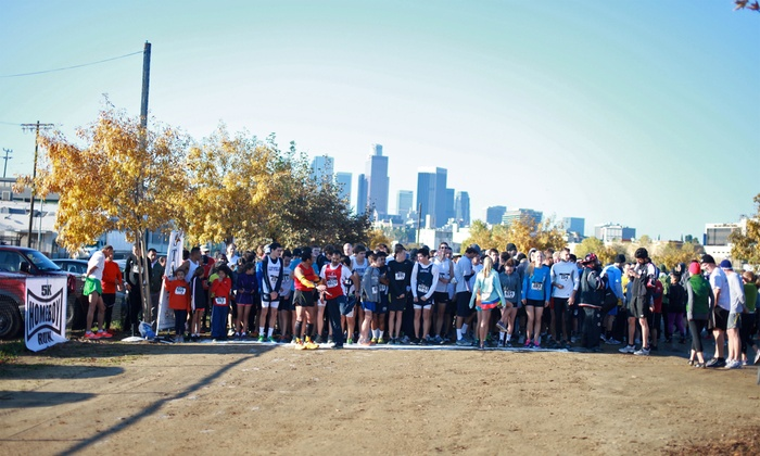 Homeboy Industries - Downtown Los Angeles : $24 to Enter Homeboy Industries' Every Angeleno Counts 5K on Saturday, October 18 ($40 Value)
