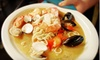 Luce Ristorante & Enoteca - Northwest Side: Italian Food at Luce Ristorante e Enoteca (Half Off). Two Options Available.