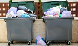 All Star Waste & Recycling: $99 for 4 Cubic Yards of Junk Removal from All Star Waste & Recycling ($249 Value)