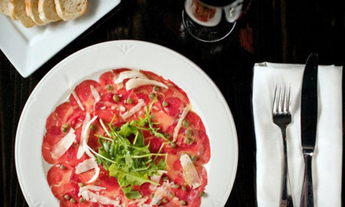 Specchio - Mission: Northern Italian Cuisine for Two or Four at Specchio (Up to 51% Off)