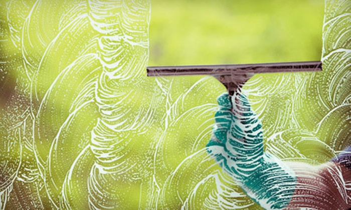 Mop-ster's - Wake Forest: $50 for $100 Worth of Home Window Cleaning from Mop-ster's