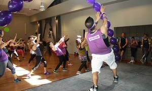Dancefit.life: 10 Dance-Fitness Classes at Dance.Fit.Life (64% Off)