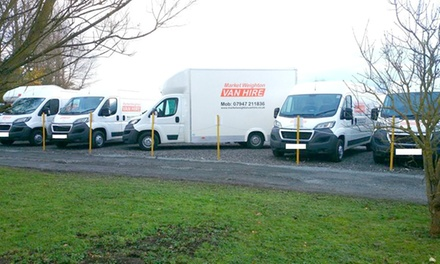 Market Weighton Van Hire