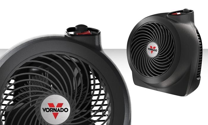 Vornado Compact Whole-Room Vortex Heater: Vornado Compact Whole-Room Vortex Heater (EH1-0025-06). Free Shipping and Returns.