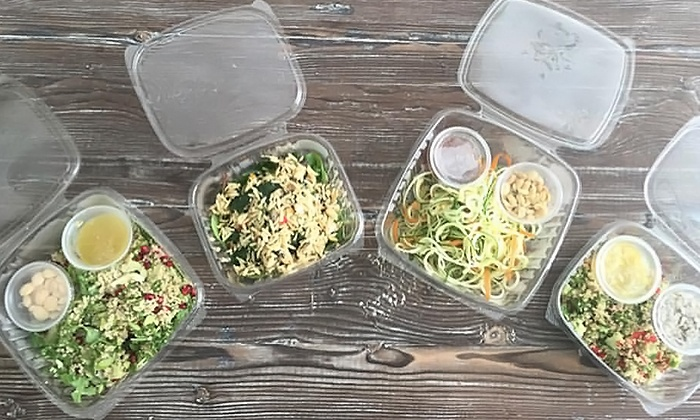 Eat By Stacey Weber - Paradise Valley: $13 for Two Groupons, Each Good for $10 Worth of Healthy Food at Eat By Stacey Weber ($20 Total Value)