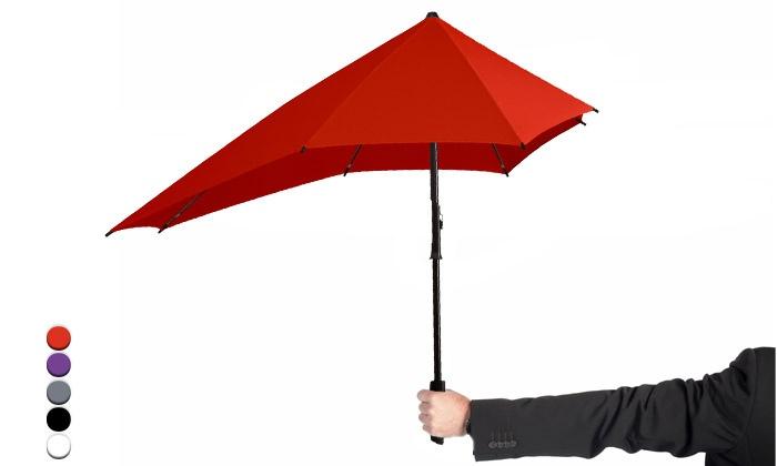 grand choix de c1eb9 14cae Parapluie tempête Senz Smart | Groupon Shopping