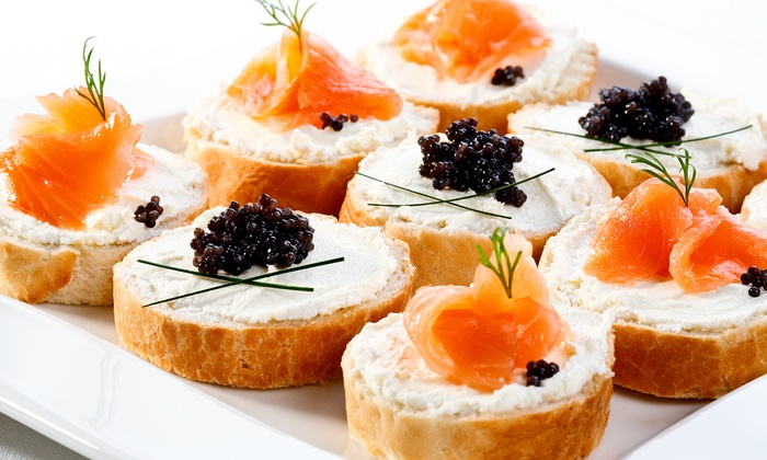 Marky's Caviar & Gourmet Food Store - Upper East Side: $25 for $50 Worth of Caviar and Gourmet Foods at Marky's Caviar & Gourmet Food Store
