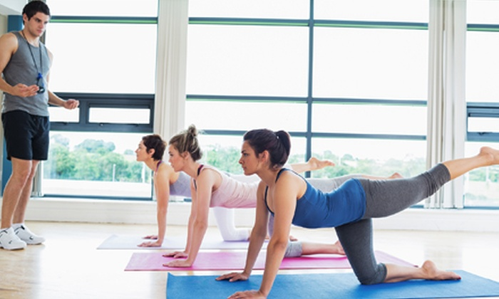 The Corner Studio - Mission: Five Pilates Mat or G.I.T. Fit Classes at The Corner Studio (Up to 68% Off)