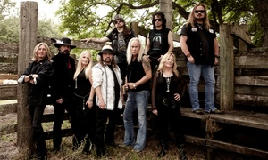 Second Chance Rocks the Two Virginias: Second Chance Rocks the Two Virginias Feat. Lynyrd Skynyrd at Mitchell Stadium on June 20 (Up to 50% Off)