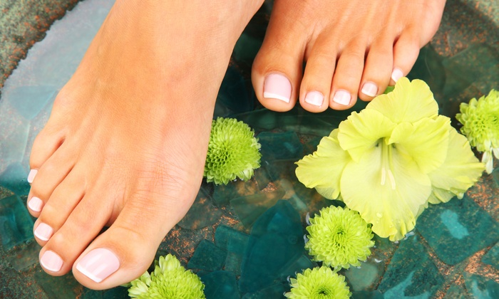 The Foot and Ankle Institute of San Francisco - Multiple Locations: Laser Nail-Fungus Removal for One or Both Feet at The Foot and Ankle Institute of San Francisco (Up to 70% Off)